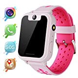 MeritSoar Tech GPS Niños Smartwatch Phone -...