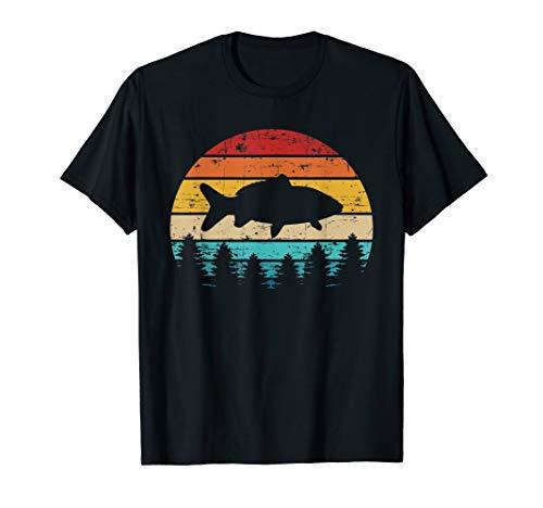 Carp fishing vintage retro T-Shirt