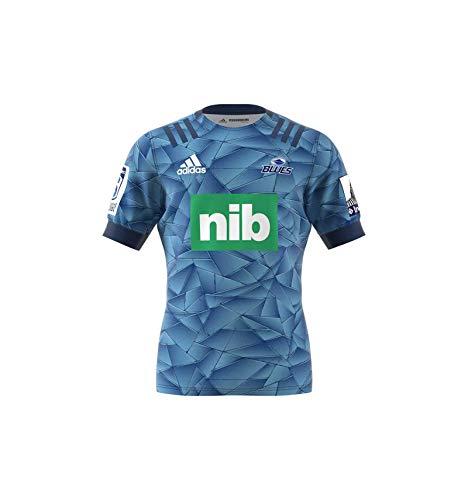 adidas Trikot Rugby Auckland Blues Home 2020/2021 Erwachsene XS 14  Jahre  mehrfarbig
