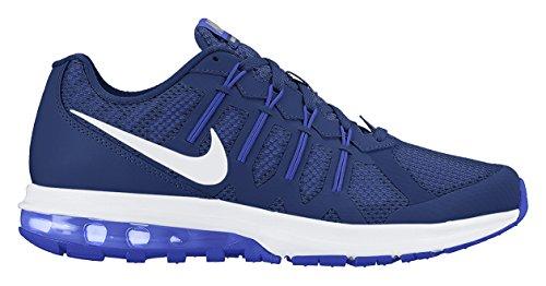 Nike Air Max Dynasty, Scarpe da Corsa Donna Multicolore Multicolor (Deep Royal Blue/White Rcr Blue) 43