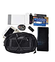 1 Forensic faraday bag designed for personal privacy, law enforcement, digital forensics, and military applications. 2 Standard size bag: Fold and seal the water-resistant bag to block GPS, cell signals, satellite, Wifi, and bluetooth frequencies 3 H...