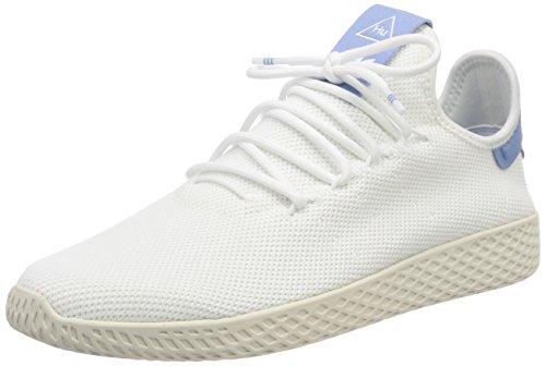 adidas PW Tennis Hu, Zapatillas de Gimnasia Mujer, Blanco (FTWR White/FTWR White/chalkwhite), 46 2/3 EU