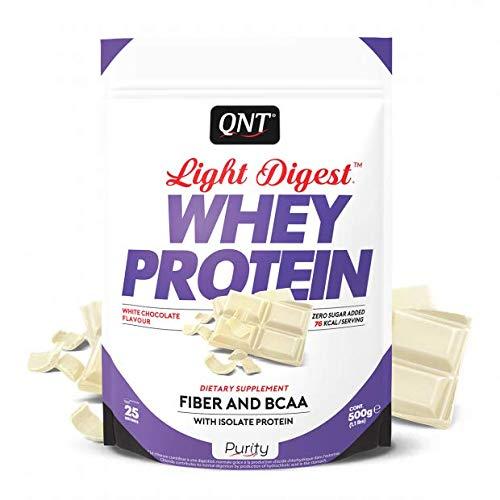 QNT Light Digest Whey Protein Weiße Schokolade 500g