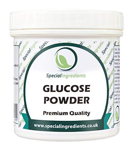 Special Ingredients Glukose-Pulver 1kg Prämien Qualität (Deutsche Etiketten und Anleitungen)
