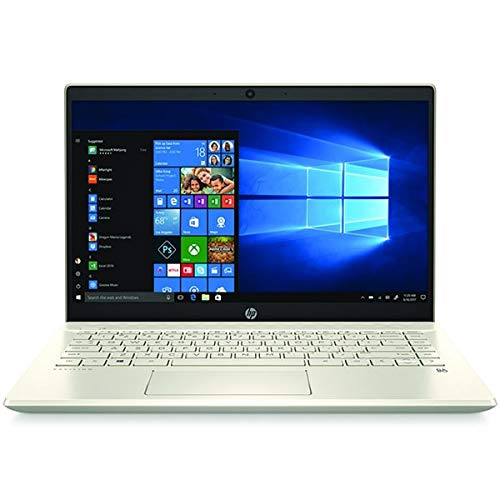 HP Pavilion Laptop 14-ce3028nl, Gold, Intel Core i5-1035G1, 8GB RAM, 512GB SSD, 14.0' 1920x1080 FHD, HP 1 Year Warranty, Italian Keyboard, (renewed)