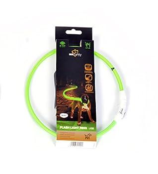 Duvo+ 1270013 Collier Lumineux pour Chien
