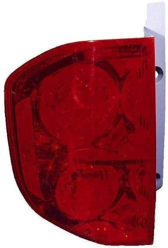 DEPO 317-1955R-US Ranking Limited time for free shipping TOP20 Replacement Passenger Side Light Assembly Tail
