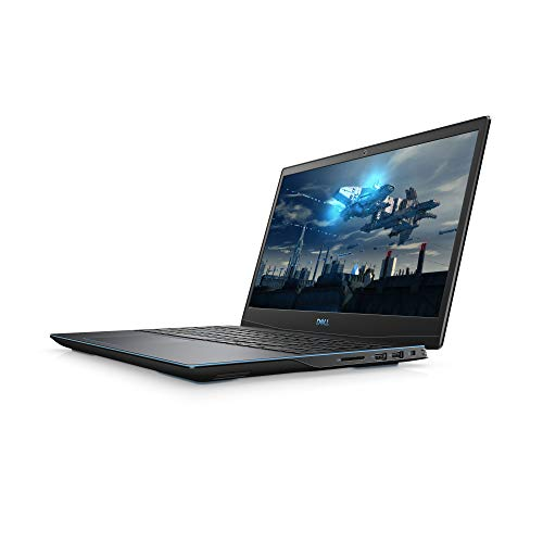 Dell, G3 15 3590, 9th Generation Intel Core i5-9300H, W10H PLUS, 8GB DDR4 2666MHz, NVIDIA GeForce GTX 1650 4GB GDDR5, 256GB M.2 PCIe NVMe Solid State Drive + 1TB 5400 rpm Hard Drive, 15.6 Zoll FHD