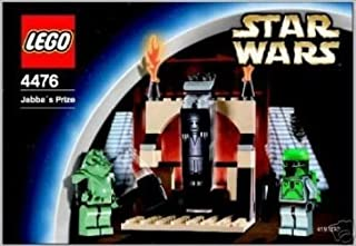 4476 Jabba's Prize block toys ( Lego ) # Star Wars ( Star Wars ) Lego ( parallel imports )