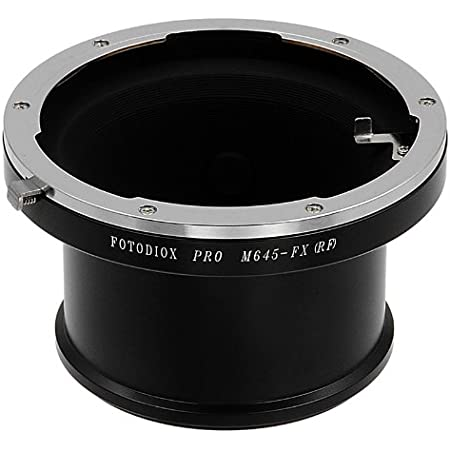 Fotodiox Dlx Stretch Lens Mount Adapter Compatible With Kamera
