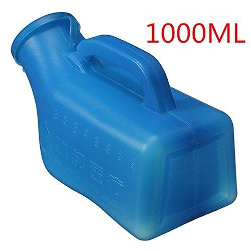 Generic O-1-o-5301-o E Urina Urinal Bouteille de voyage extérieur Porte UR 1000 ml Portable mâle G Trave Pee Urinoir _ 1pièce le pour homme pour homme Camping NV _ 1001005301-nhuk17 _ 1961