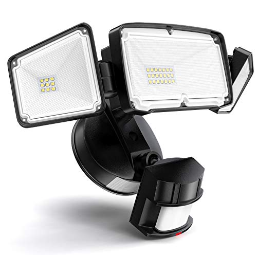 Amico 3 Head LED Security Lights...