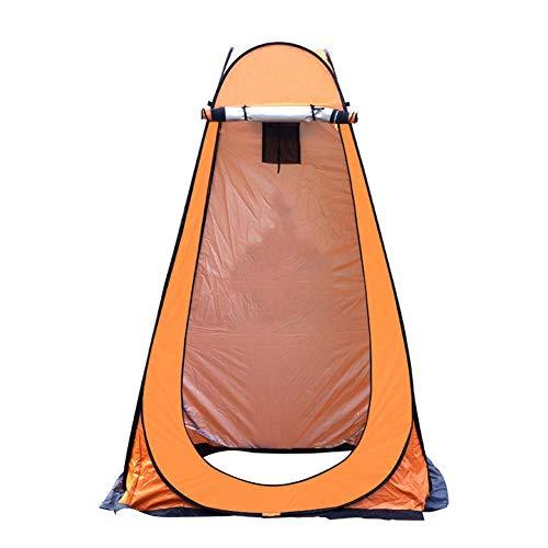 N/Y Carpa de privacidad emergente, Carpa de Ducha portátil al Aire Libre, baño de Campamento, Refugio para Lluvia/Sol, Vestuario de Playa, vestidor de fotografía al Aire Libre