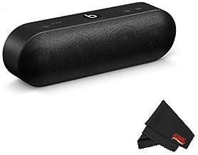 Beats Pill+ Portable Speaker + Fibercloth + Warranty USA Black Version