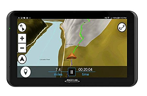Magellan TR7 Street and GPS Navigator (TN7771SGLUC)