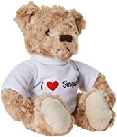 SCHAFER Qr Plush Teddy With Tshirt(900.102)