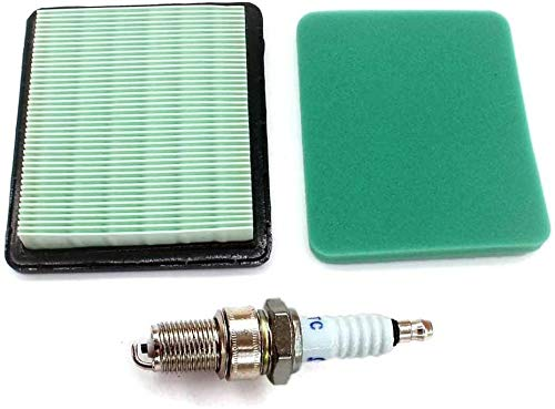 YUSHIJIA Multiple models Air Filter Pre Cleaner & Spark Plug for GC GCV GX GXV HRS HRT 100 135 160 190 Parts and accessories