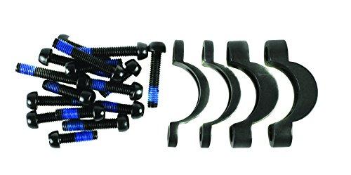 Profile Designs Aerobar Bracket Riser Kit: 5/10/15mm