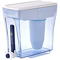 ZeroWater ZD-20RP-N 20 Cup Ready-Pour Dispenser Water Filter Pitcher