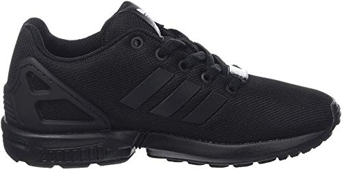 adidas Unisex Zx Flux Low-Top, czarny - czarny Cblack Cblack Cblack - 39 1/3 EU