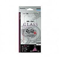 LEPLUS iPhone7 Plus用 ガラスフィルム 強靭・高耐久 剛硬ガラス 0.4mm 「GLASS PREMIUM FILM」 LP-I7PFGGK40