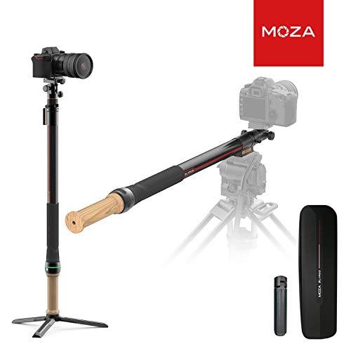 MOZA – Slypod Deslizante – Motorizado, Ultraligero, Controles de precisión, Control de App, Resistente a la Intemperie