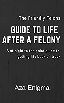 Guide to Life After a Felony: Second Chance and Re-entry Resources by [Aza Enigma]