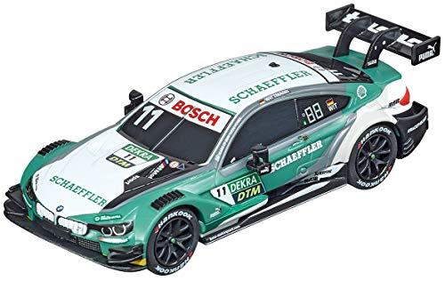 Carrera 64170 BMW M4 DTM M.Wittmann No. 11 1:43 Scale Analog Slot Car Racing Vehicle for Carrera GO!!! Slot Car Race Tracks