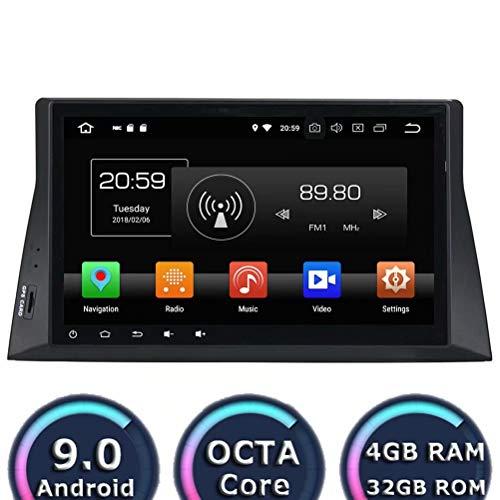 Radio stéréo de Voiture ROADYAKO 2Din Android 8.0 pour Honda Accord 8 2008 2009 2010 2011 avec Navigation GPS Lien WiFi Miroir RDS FM AM Bluetooth AUX Audio Vidéo