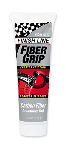 Finish Line Fiber Fibre Grip, Unisex Adulto, Blanco, 50 g