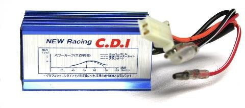 CDI Racing optimierte Zündkurve für z.B. Adly, Aprilia SR50, SR 50, Beta, Malaguti, MBK Nitro, Rexy 25 50, Yamaha Aerox, Jog, Why, CPI Hussar, Oliver, Popcorn