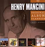 album cover: Henry Mancini Original Album Classics