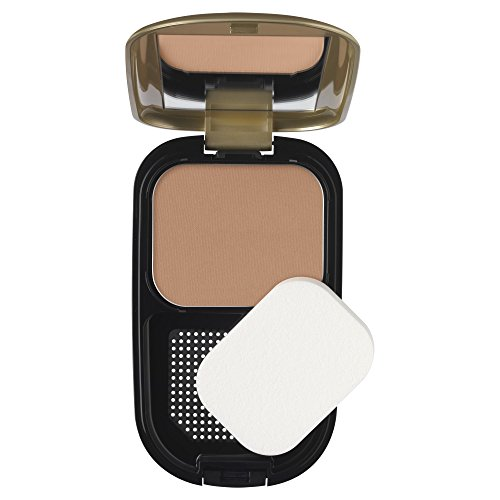 Max Factor Facefinity Compact Make-up 8 Toffee, 1er Pack (1 x 10 ml)