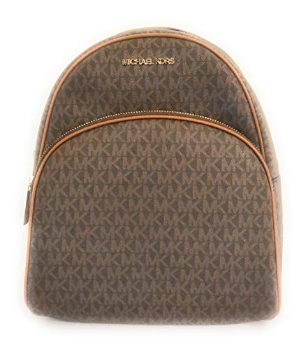 Michael Kors mochila marrón para mujer Abbey 25x30x13cm (10x12x12) nuevo