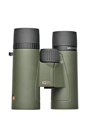 Meopta MeoPro HD 8 x 32 Fernglas aus Gummi, Dunkelgrün