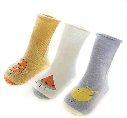 Nemo Baby Unisex Baby Girl Boy Organic Cotton Knee High Socks All seasons (pack of 3)