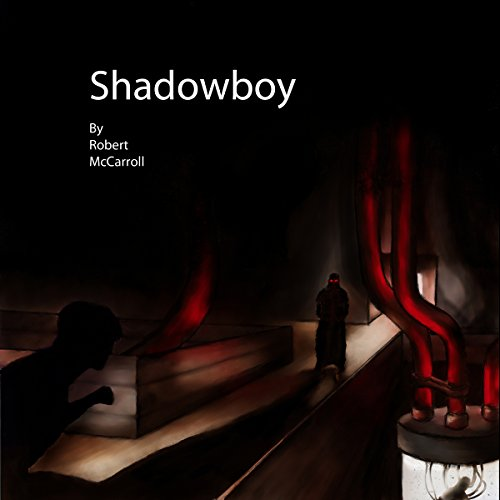 Shadowboy audiobook cover art
