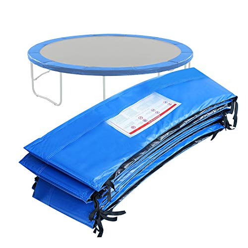 ACWARM HOME 12FT Trampoline Safety Pad Replacement Round Spring Protection Cover, Fits 12ft Frames,...