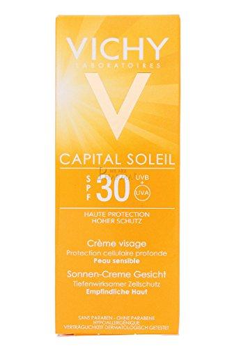 VICHY Gesichts-Sonnencreme Capital 50 ml, Preis/100 ml: 33.9 EUR