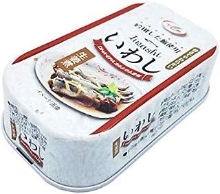 いわし缶 生姜煮 (100gx24缶) イワシ缶 缶詰 鰯 水煮 まとめ買い 業務用