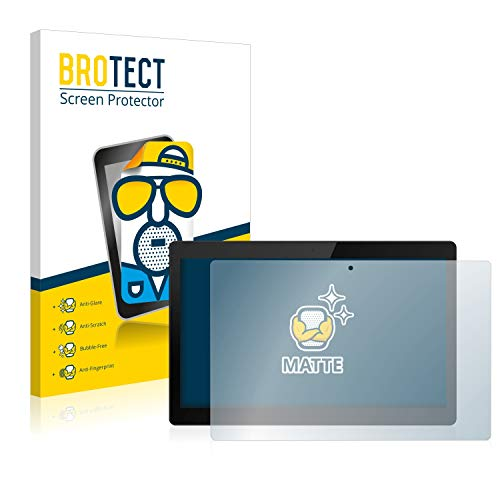 BROTECT Entspiegelungs-Schutzfolie kompatibel mit TrekStor Surftab Theatre L15 Bildschirmschutz-Folie Matt, Anti-Reflex, Anti-Fingerprint