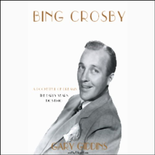 Bing Crosby audiobook cover art