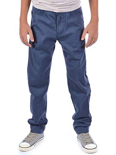 BEZLIT 30315 - Pantaloni Chino da ragazzo Blu 152 cm