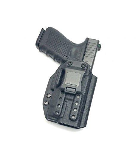 Hazmat Holster Works LB1 Glock 19/17 with Inforce APLc IWB/AIWB Kydex...
