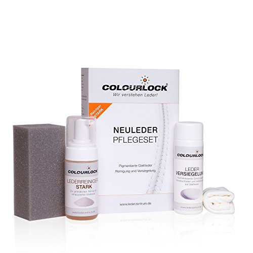 COLOURLOCK Neuleder Pflegeset