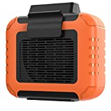 SLENPET 6000mAh Portable Waist Clip Fan /...