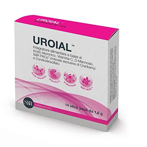 Uroial | Útil soporte para la función normal del aparato urinario incluso en caso de problemas clásicos como la Cistitis