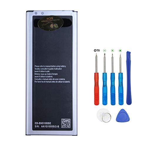 Swark eb-bn910bbe bateria para Samsung Galaxy Nota 4, sm-n910f, sm-n9100, sm-n910u, sm-n910c,...