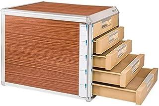 Classeurs WHLONG Fichier Bois Cabinet Business Desktop données Cinq Couches de tiroir de Bureau Chef de Bureau Organisateu...