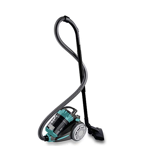 Aspirador de Pó sem Saco Smart ABS03, Electrolux, Cinza/Verde, 110V